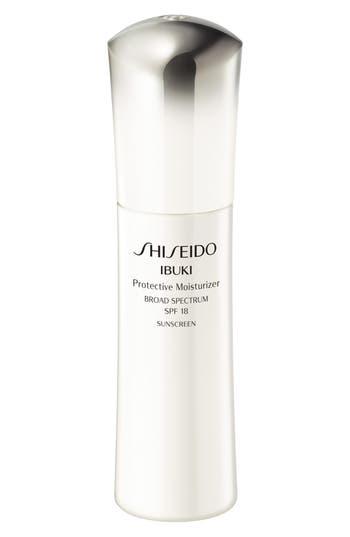 Shiseido 'Ibuki' Protective Moisturizer Spf 18