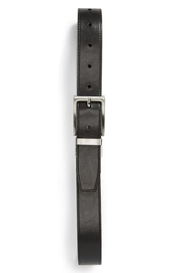 Boys Nordstrom Reversible Faux Leather Belt