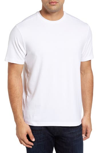 Big & Tall Tommy Bahama Tropicool T-Shirt, White