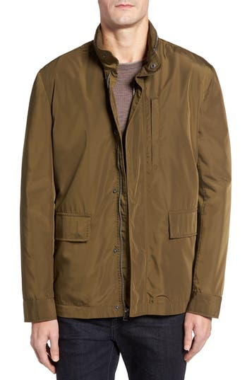 Cole Haan Packable Jacket, Green