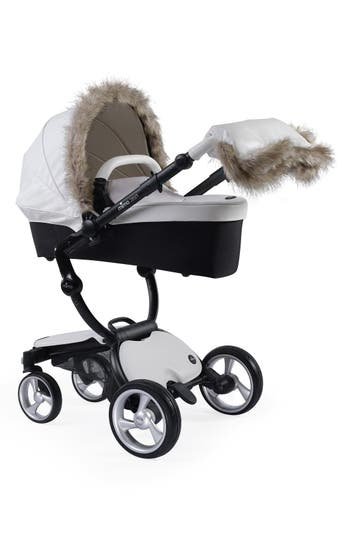 Infant Mima Winter Outfit Set For Mima Xari Stroller Size One Size  White