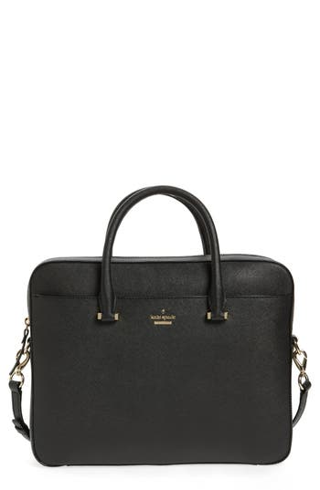 Kate Spade New York Saffiano Leather 13 Inch Laptop Bag -