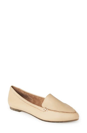 Me Too Audra Loafer Flat- Yellow