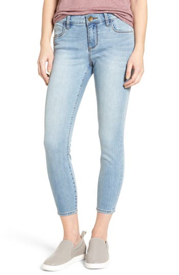Kut From The Kloth Brigitte Stretch Crop Skinny Jeans