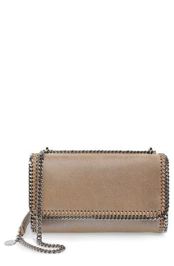 Stella Mccartney Faux Leather Flap Shoulder Bag - at NORDSTROM.com