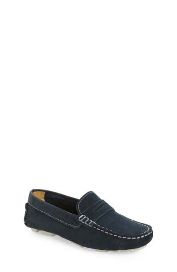 Boys Tucker  Tate Matteo Moccasin Size 3.5US  35EU  Blue