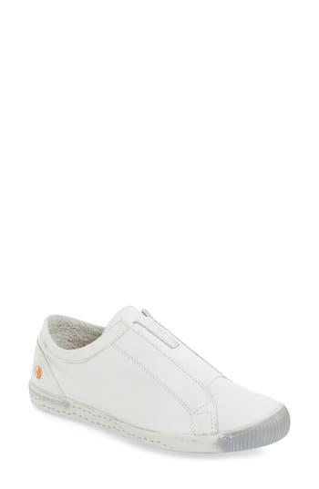 Fly London Ilo Slip-On Sneaker, White