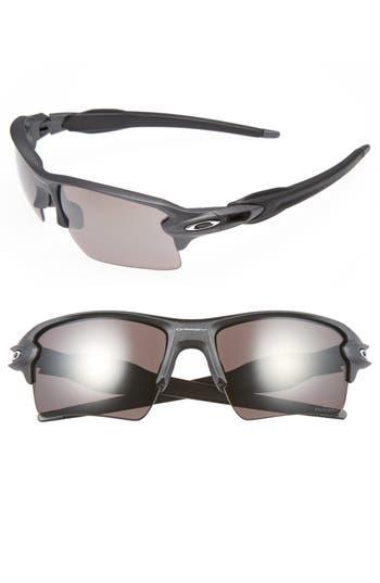 Oakley Flak 2.l 5m Polarized Sunglasses - Grey