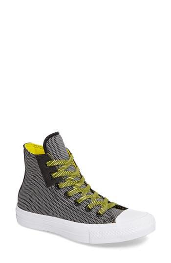 Converse Chuck Taylor All Star Ii Basket Weave High Top Sneaker