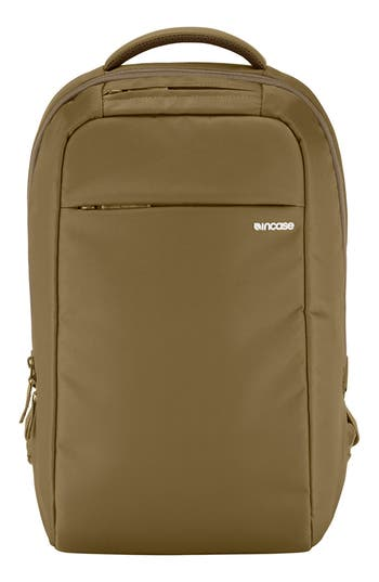 Incase Designs Icon Lite Backpack - Metallic