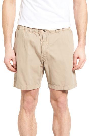 Vintage 1946 Washed Shorts, Beige