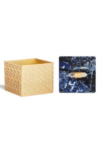 Kendra Scott Square Filigree Stone Box -