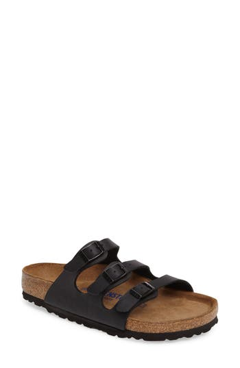 Birkenstock Florida Soft Footbed Slide Sandal