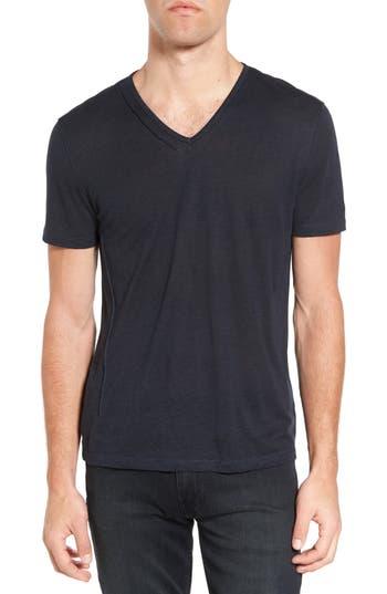 John Varvatos Star Usa V-Neck T-Shirt, Blue