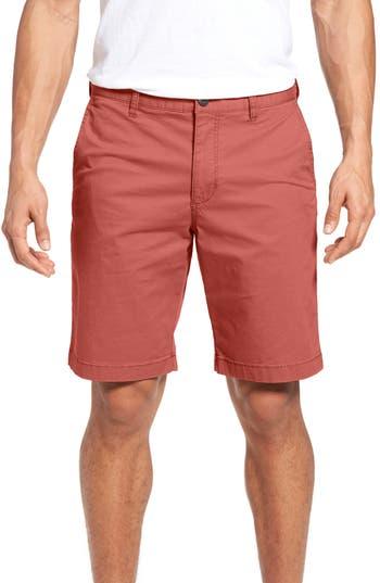 Tommy Bahama Sail Away Shorts, Red