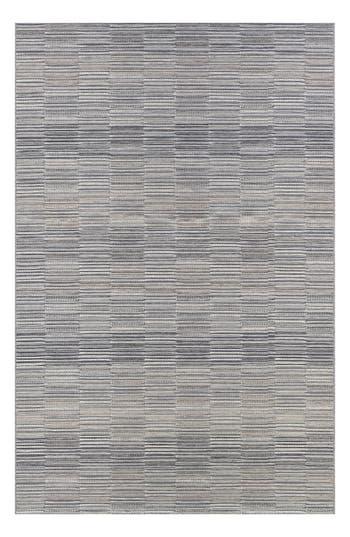 Couristan Fayston Indoor/outdoor Rug, ft 0in x 3ft 7in - Grey