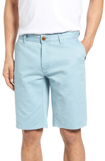 Quiksilver Everyday Chino Shorts, Blue
