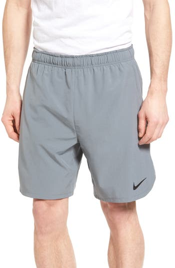 Nike Flex Vent Training Shorts, Grey