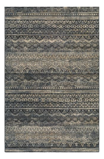 Couristan Easton Capella Area Rug, ft 0in x 3ft 7in - Black