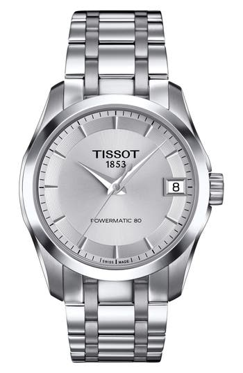 Tissot Couturier Automatic Bracelet Watch, 32Mm