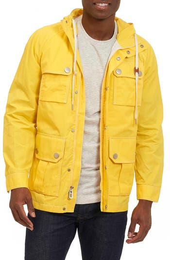 Men's Robert Graham Lake Toba Water Resistant Jacket