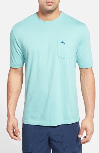 Men's Tommy Bahama 'New Bali Sky' Original Fit Crewneck Pocket T-Shirt