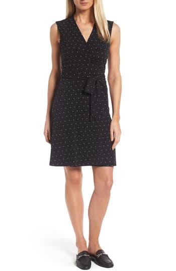 Women's Vince Camuto Pin Dot Wrap Dress
