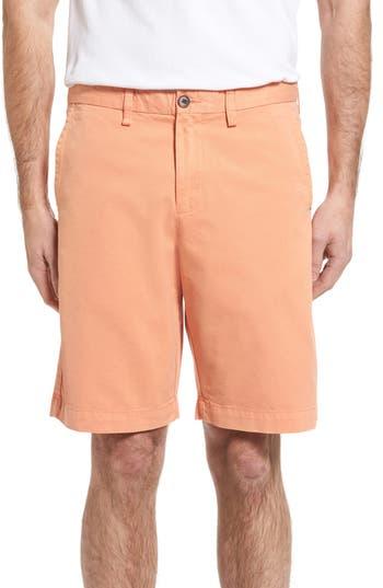Tommy Bahama Island Chino Shorts, Orange