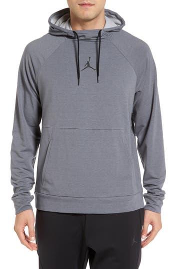 Nike Jordan Sportswear 23 Tech Sphere Hoodie, Grey
