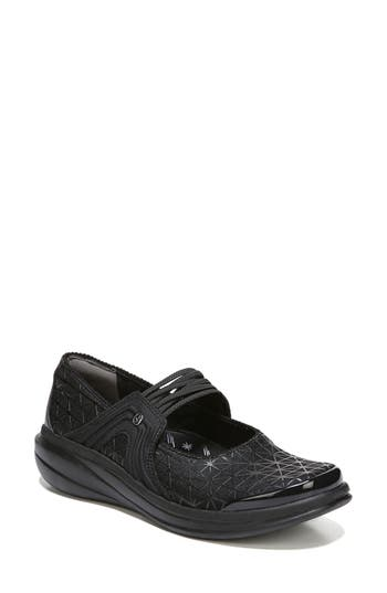 Bzees Candy Mary Jane Sneaker, Black