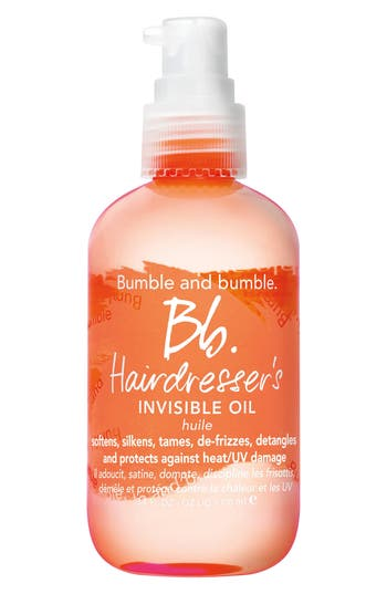 Bumble And Bumble Hairdresser's Invisible Oil, Size 3.4 oz