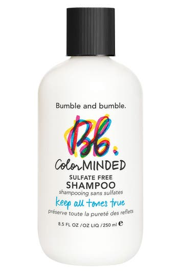 Bumble And Bumble Color Minded Shampoo, Size