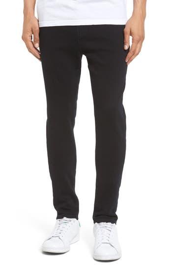 True Religion Brand Jeans Mick Overdye Runner Jeans, Black
