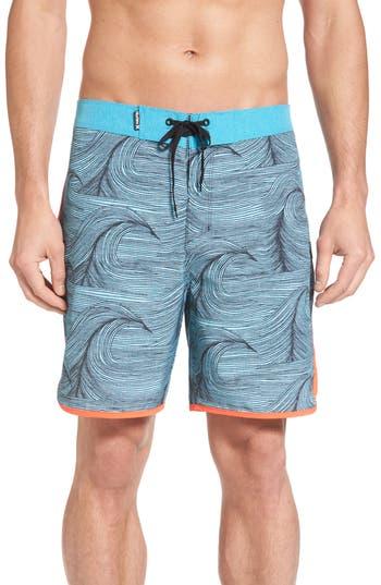 Big & Tall Hurley Phantom Brooks Board Shorts, Blue