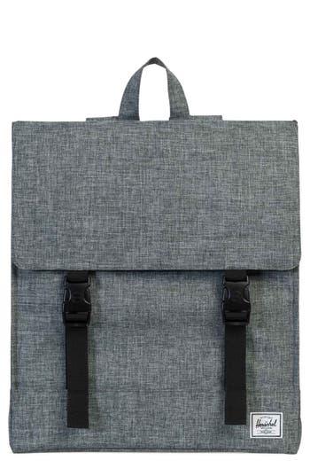 Herschel Supply Co. Survey Backpack - Grey