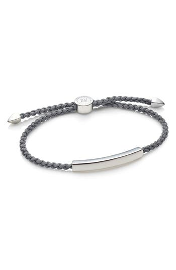 Women's Monica Vinader Men's Linear Friendship Bracelet