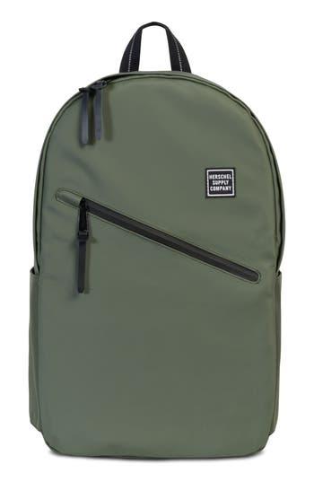 Herschel Supply Co. Parker Studio Collection Backpack - Green