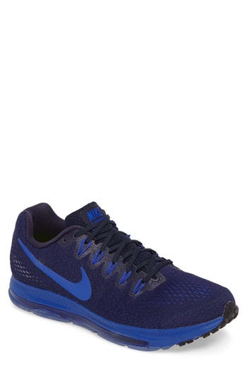 Nike Air Zoom All Out Running Sneaker, Blue