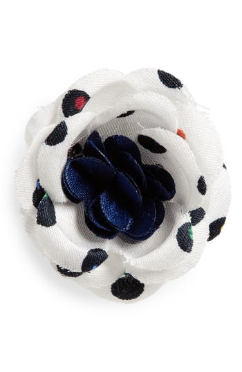 Men's Hook + Albert Lapel Flower