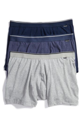 Men's Nordstrom Men's Shop 3-Pack Stretch Cotton Boxer Briefs