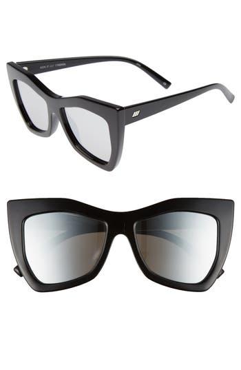 Le Specs Kick It 5m Sunglasses - Black