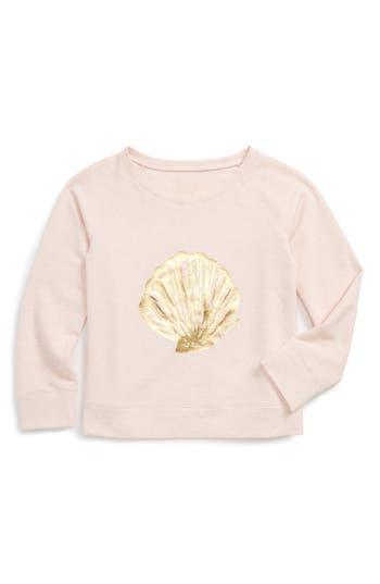 Girl's Lilly Pulitzer Shara Graphic Print Sweatshirt