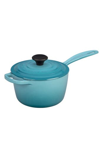 Le Creuset Signature 1 34 Quart Cast Iron Saucepan