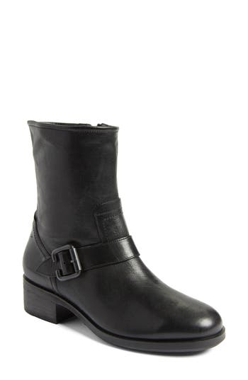 Paul Green Nixon Moto Boot - Black