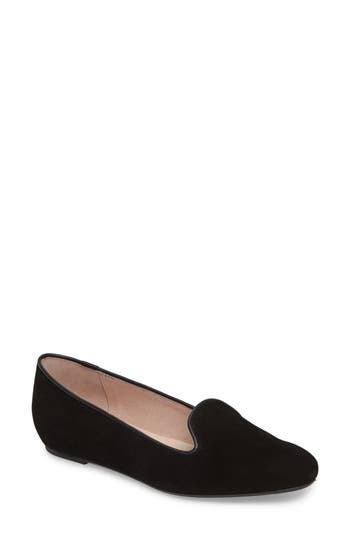 Patricia Green Waverly Loafer Flat, Black