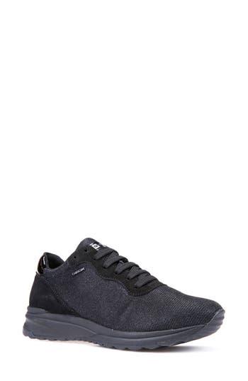 Geox Airell Sneaker, Black