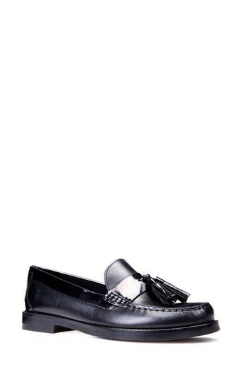Geox Promethea Loafer, Black