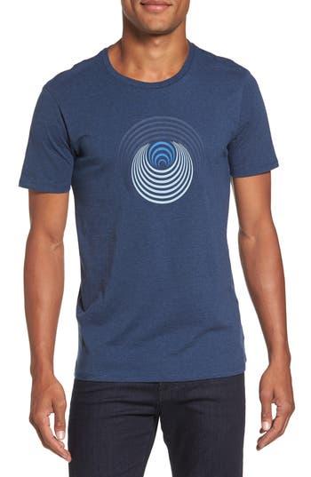Ben Sherman Optical Target T-Shirt, Blue