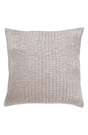 Villa Home Collection Maison Accent Pillow, Size One Size - Beige