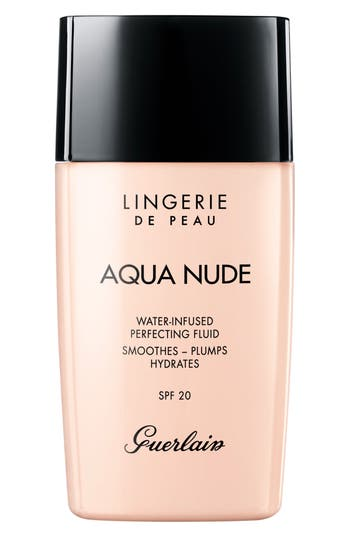 Guerlain Lingerie De Peau Aqua Nude Foundation - 01N Aquanude